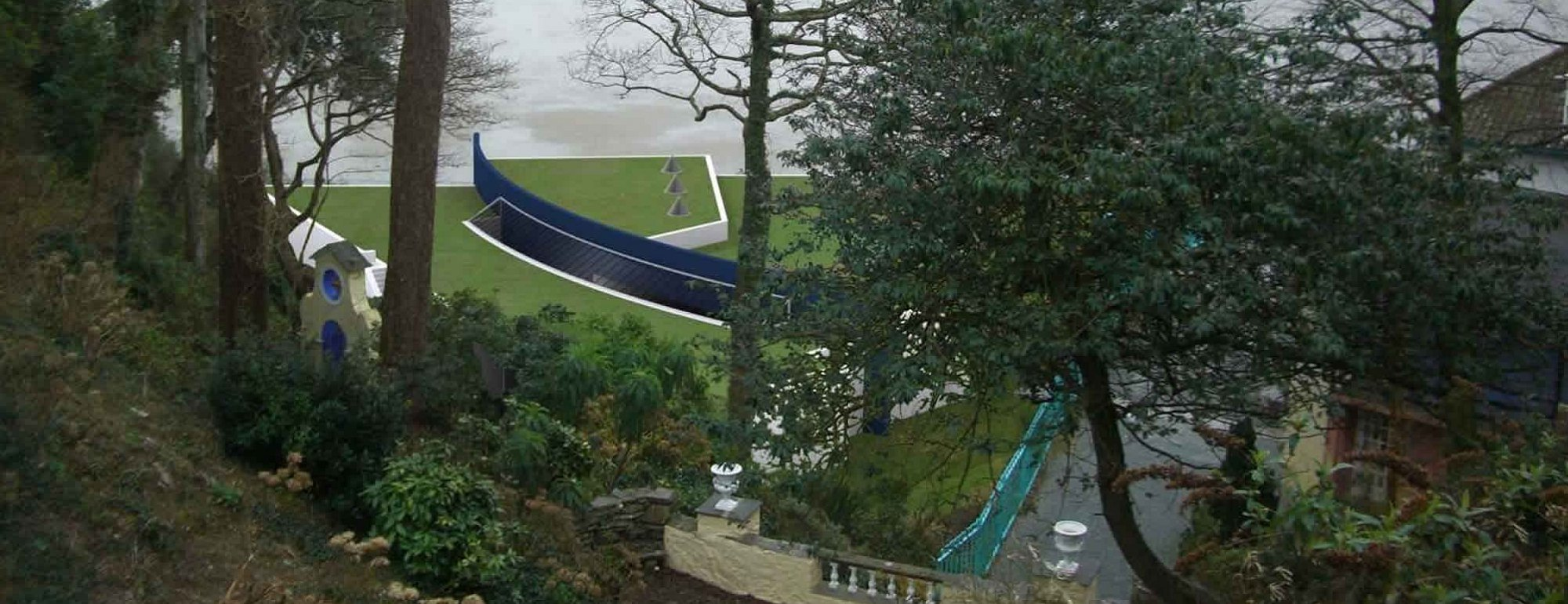 Spa Development, Portmeirion
